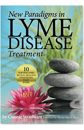 Connie Strasheim's New Paradigms in Lyme Disease Treatment Book