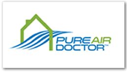 Pure Air Doctor Air Filters logo