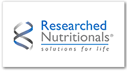 Researched Nutritionals supplements logo