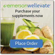 Emerson Wellevate place order logo